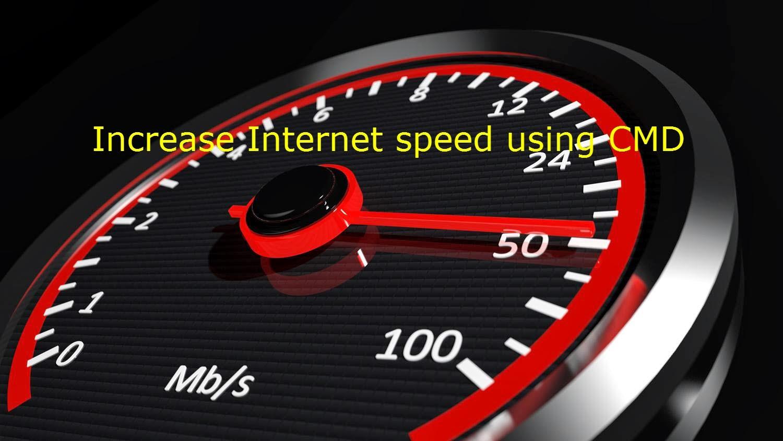 boost up internet speed
