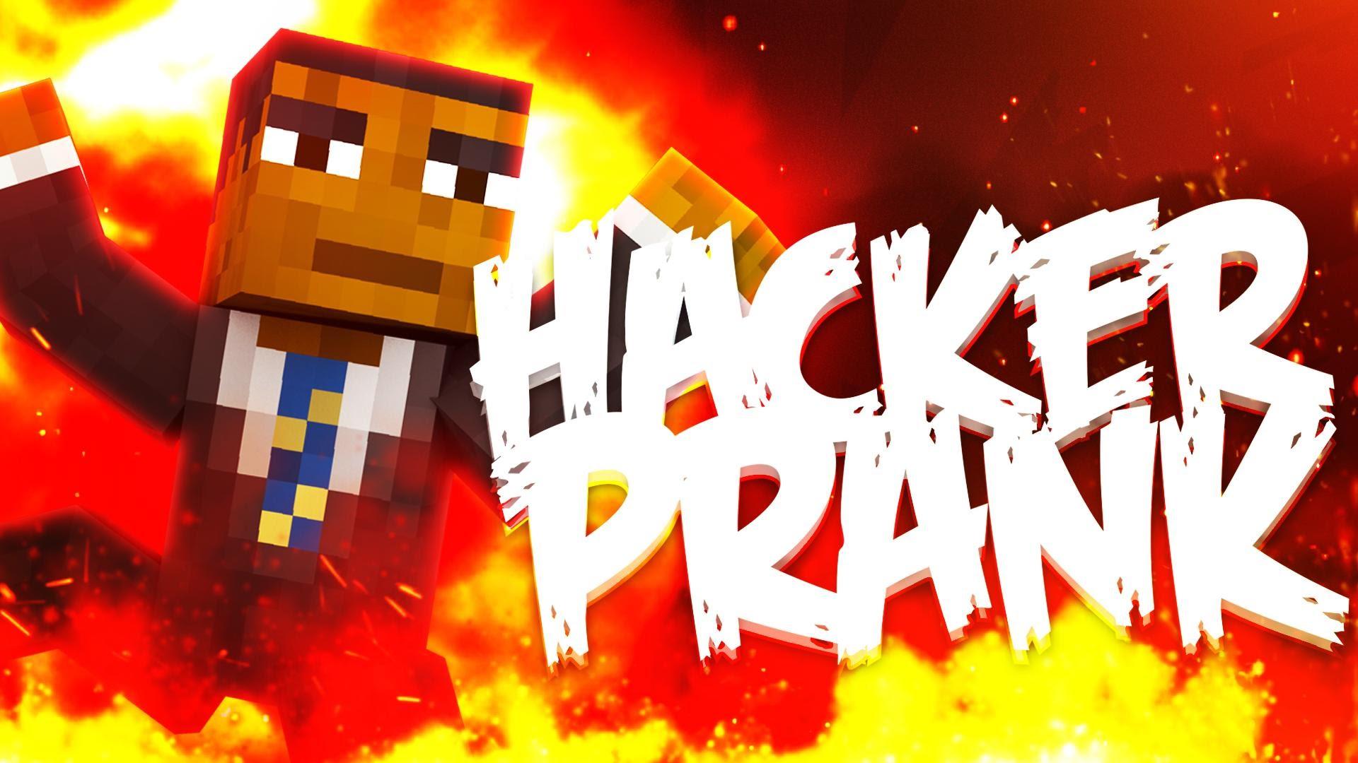 Hacker Website Prank
