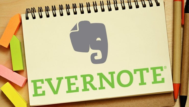 Evernote - The best app to keep yourself organized