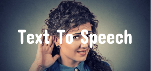 Tweak Google Text-to-Speech Settings
