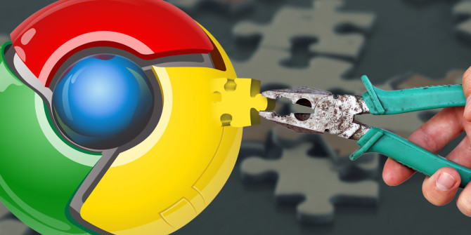 Uninstall Google Chrome Extensions
