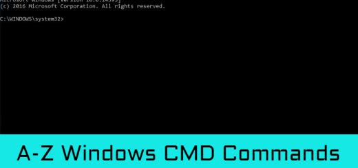 windows-cmd-commands
