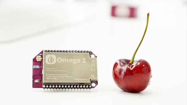 Onion Omega2