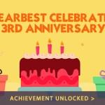 GearBesT 3rd ANNIVERSARY 2017
