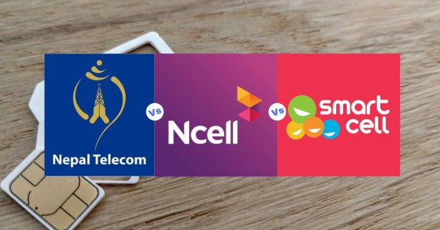 Comparision between NTC Ncell and Samrtcell for Cheapest Data Provider of Nepal