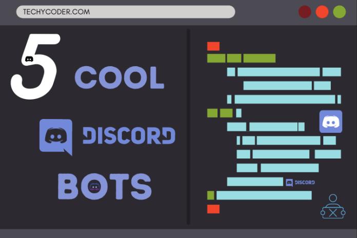 discord addons, 5 Cool Discord Bots, Cool Discord Bots, uuseful discord bot, best bot for discord, cool discord bots to add