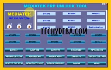 MTK FRP Tool