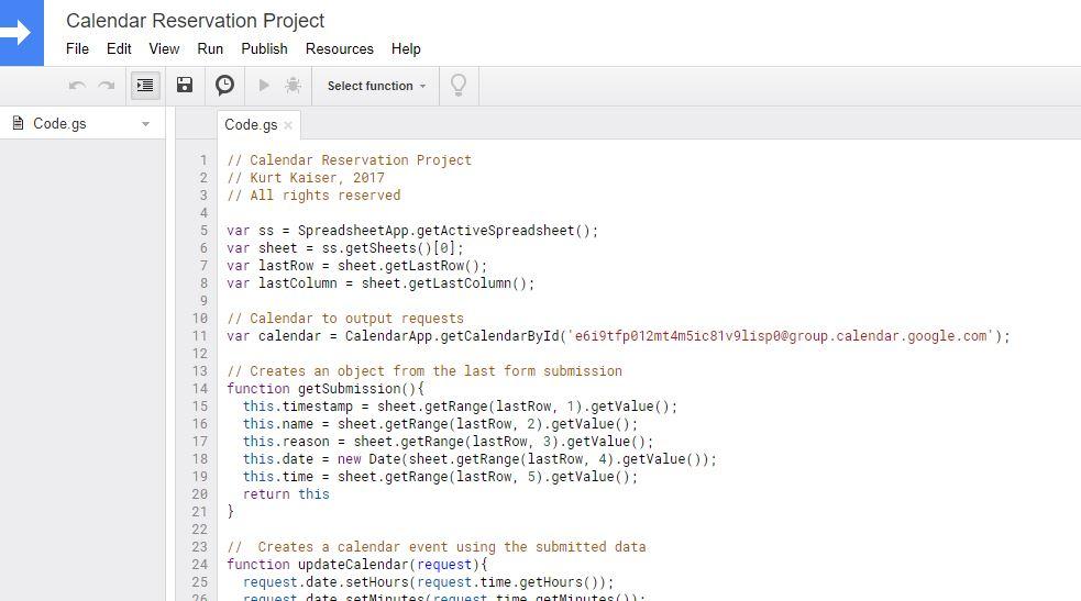 How To Code In Google Apps Script Beginner Project Tutorial Tech