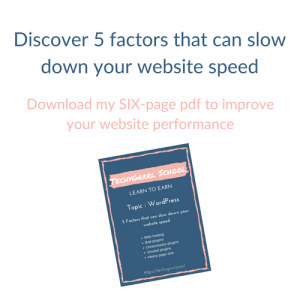 Discover 5 factors that can slow down your website speed