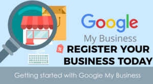 how to register your company in google
