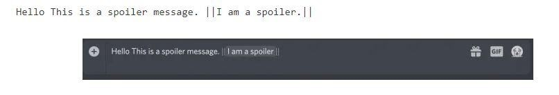 How To Spoiler on Discord