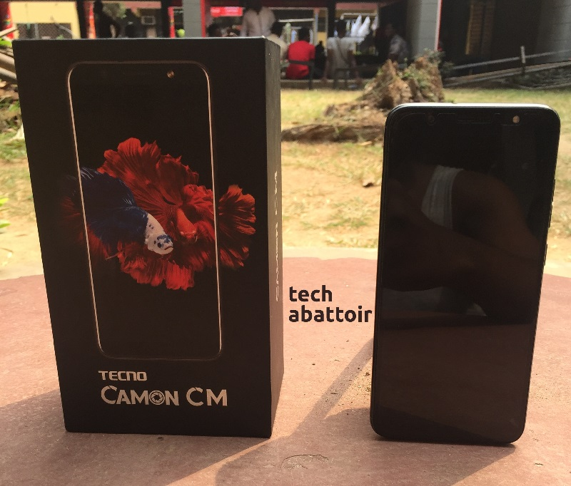 Tecno Camon CM Review