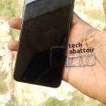 Tecno Camon CM microSD Card Slot