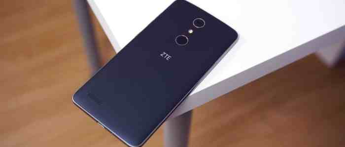 Ready for a 5G-enabled smartphone? ZTE plans to release one in 2018