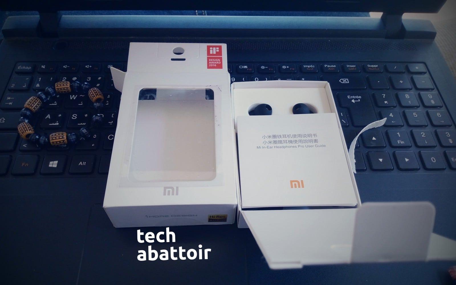 Xiaomi Mi IV Hybrid Dual Drivers Earphones