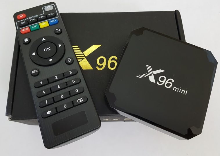 X96 Mini TV Box