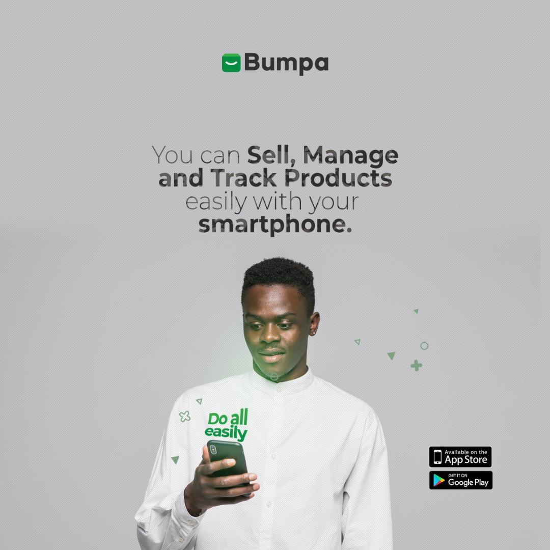 Download Bumpa App on Google Play Store and iOS App Store