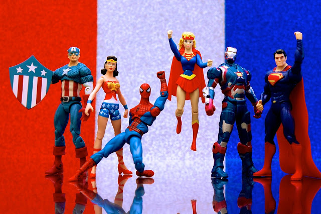 10 Best Superheroes of all time in histor