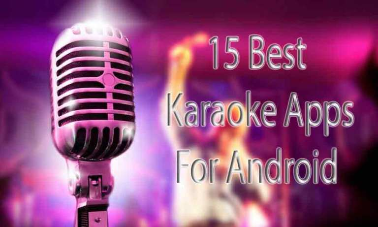 15 Best Karaoke Apps for Android