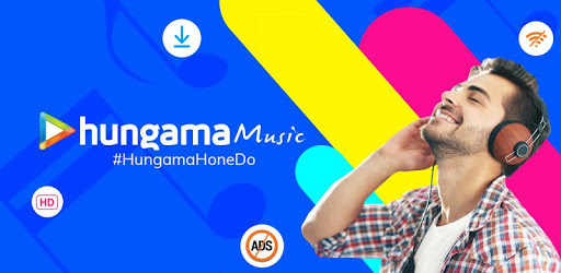 Hungama is an online music streaming platform