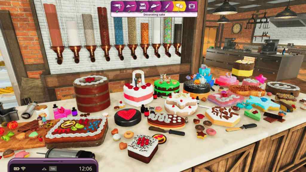 Cakes and Cookies is one of the best cooking games for android and one of the best restaurant games for pc