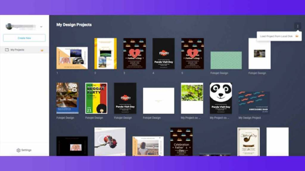 Fotojet is one of the best alternatives to Canva or websites like Canva