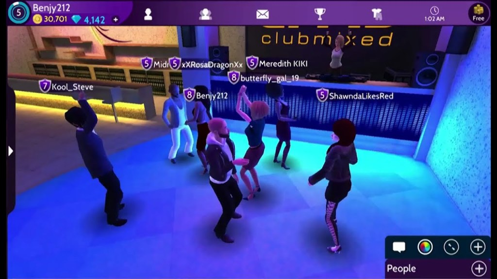 Avakin Life is one of the best games like Second Life