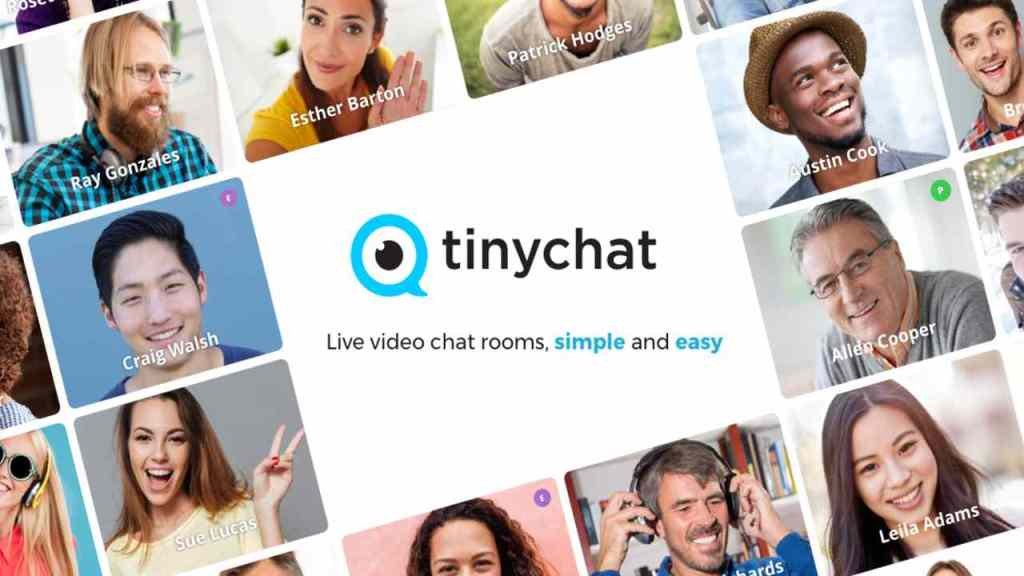 Tinychat is one of the best Omegle alternatives or chat sites like Omegle
