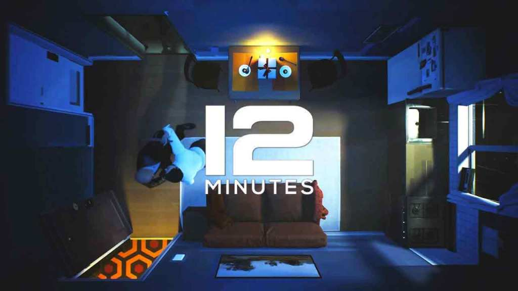 12 Minute is a perfect game for time loop lovers