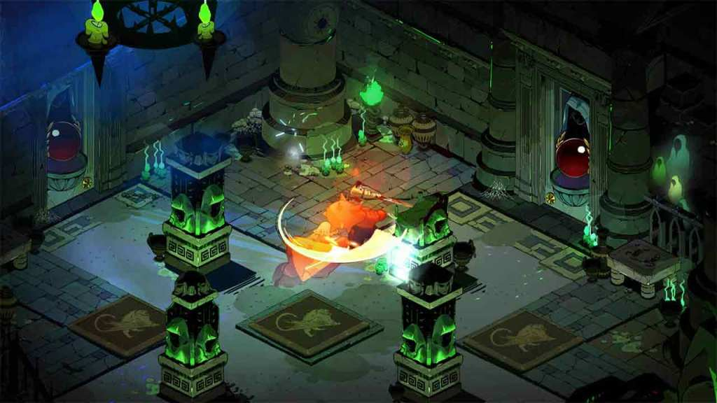 Hades is one of the best games like Returnal
