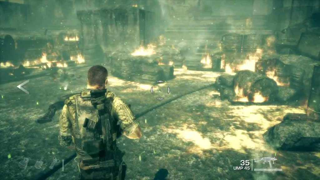 Spec Ops is a nice shooting game right now