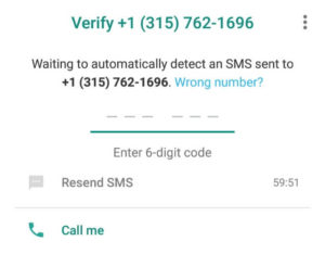 How to Create Whatsapp Account with Fake/USA Number - TechyPedia