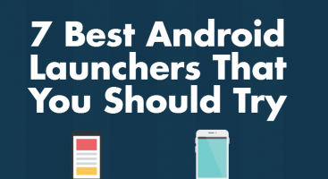top android launcher
