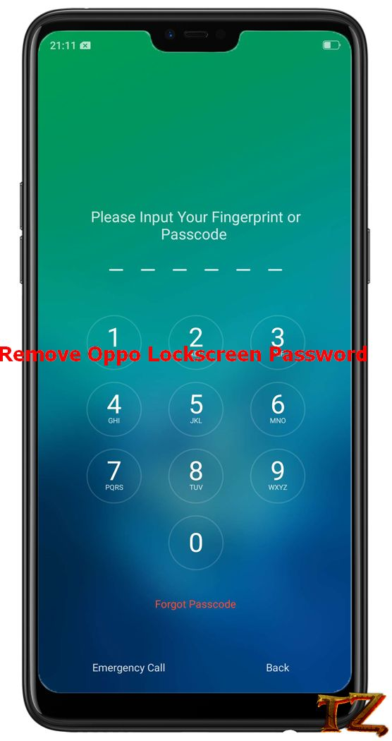 Driver Oppo A37 : driver, Remove, Lockscreen, Password, Other, Phones