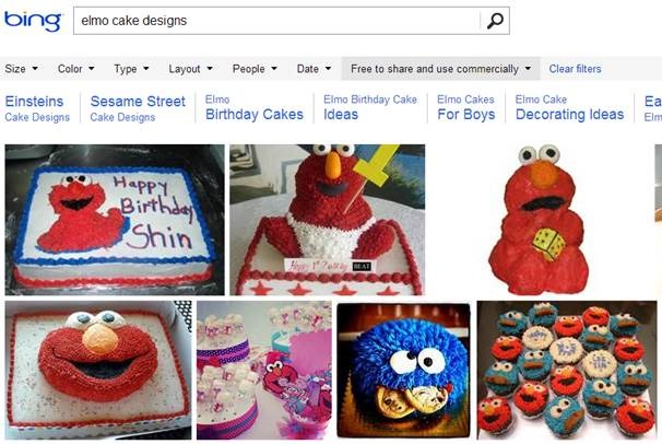 elmo-cake-bing-search-techzei