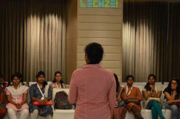 Swaathi hosting Unconference