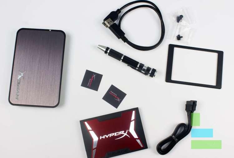 Kingston HyperX Savage SSD Kit Review