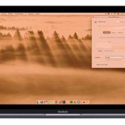 macOS Sierra 10.12.4 reduce temperatura nuanțelor de albastru prin funția Night Shift