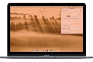 macOS Sierra 10.12.4 reduce temperatura nuanțelor de albastru prin funția Night Shift