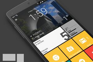 SquareHome 2 Windows 10 laucher