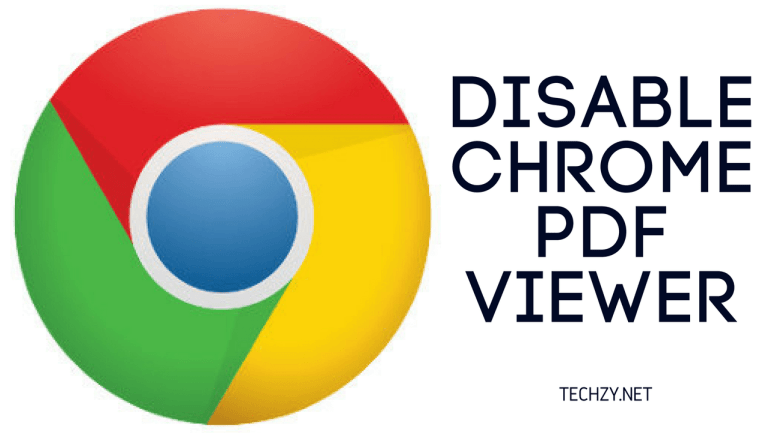 disable chrome pdf viewer