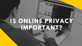 is online privacy important