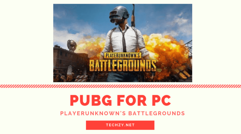 PUBG for PC Download & Play on Windows (Playerunknown's