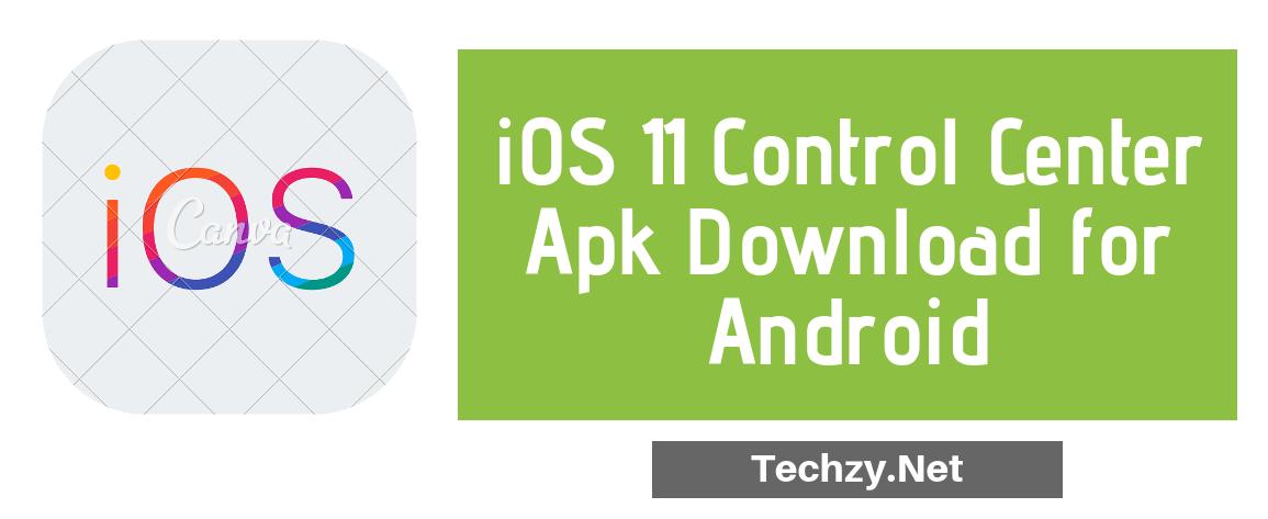 ios control centre apk download