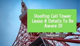rooftop cell tower