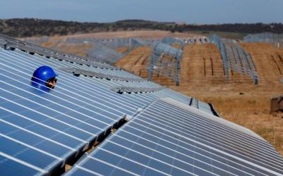 La planta solar de Alvarado tiene previsto ponerse en marcha en noviembre