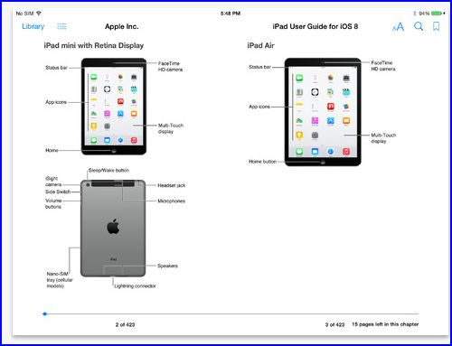 iPad Air 2 And iPad Mini 3 leak by Apple iTunes Day Early!