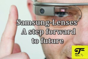 Samsung-Lenses : A step forward to future