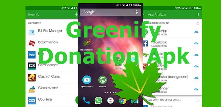 Greenify donation apk download