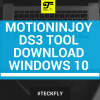 Motioninjoy DS3 Tool Download Windows 10